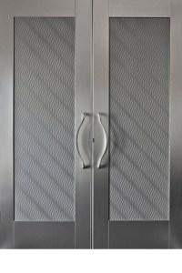 Futuristic Front Door