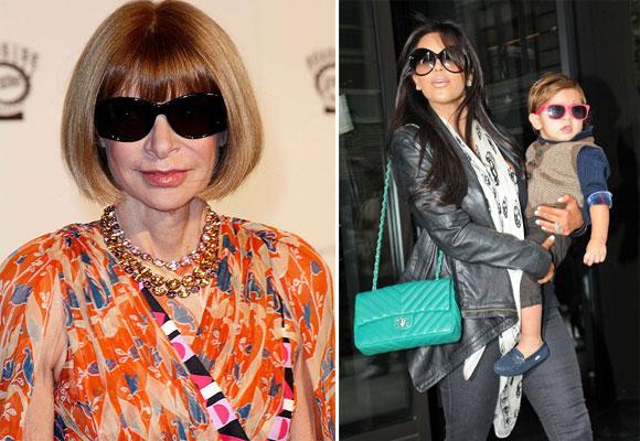 b0e42925df Anna Wintour o Kim Kardashian no suelen aparecer en público sin gafas de sol