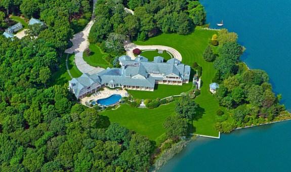 Las casas de veraneo de los ricos en Nueva York