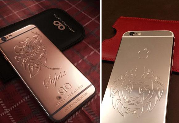 Carcasas para iPhone 6 Alexander Amosu