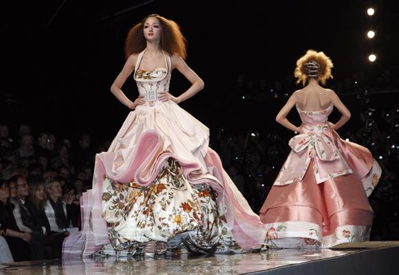 La espectacularidad llega de la mano de Dior en París