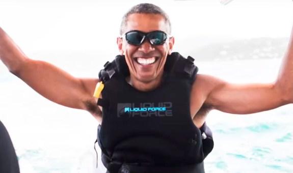 Mosquito Island, el paraíso playero de los Obama