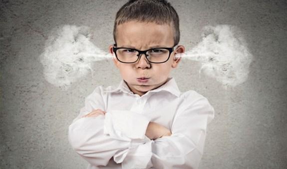 Niños frustrados… adultos inseguros