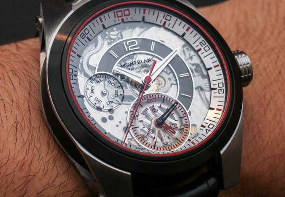 El Timewalker Chronograph