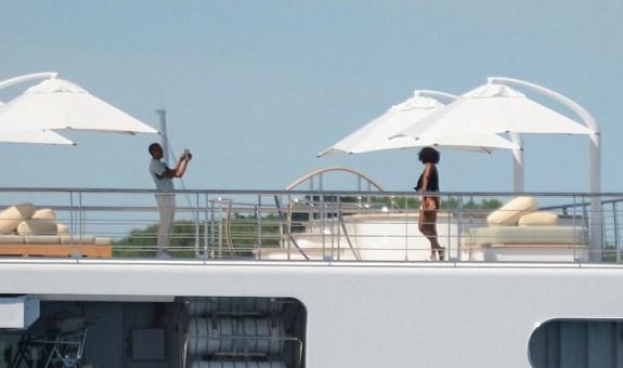 Los Obama siguen de vacaciones