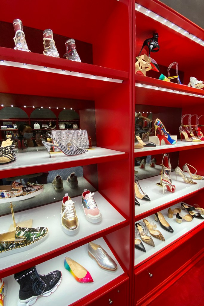 Women's Shoes at the Christian Louboutin Outlet (The Luxury Lowdown Blog)