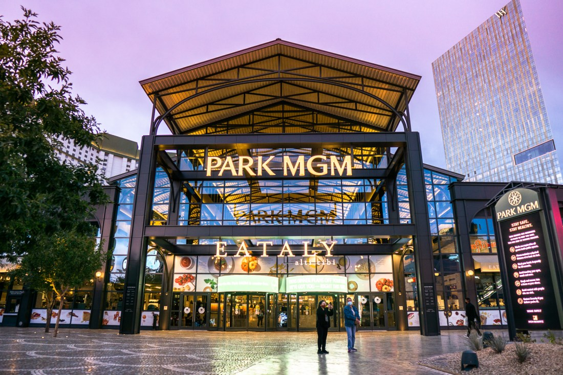 Park MGM with Chase Luxury Hotel and Resort Collection