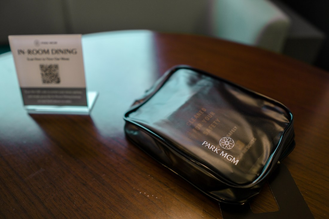 Park MGM COVID Package