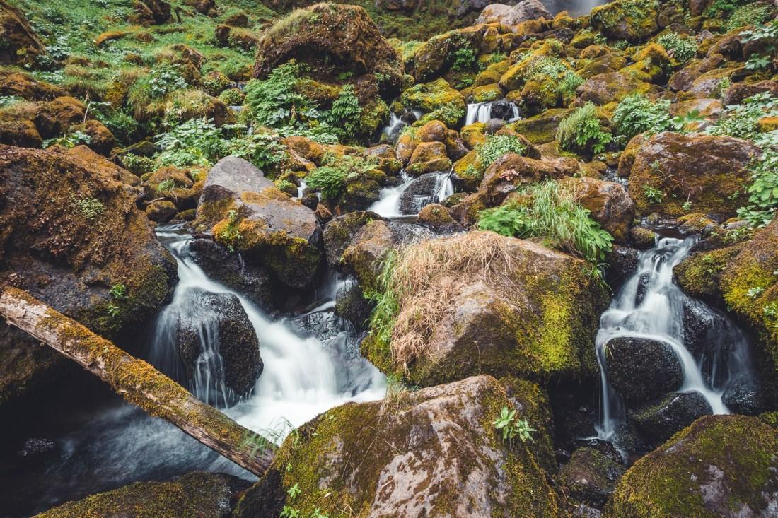 Watson Falls in Umpqua National Forest