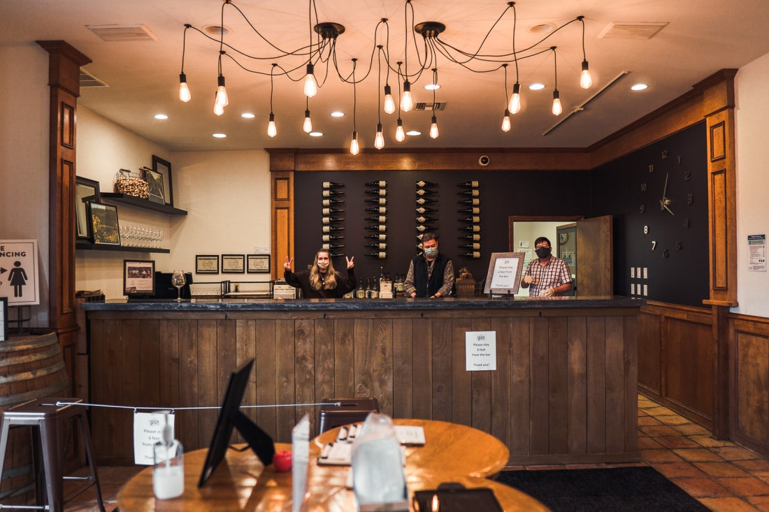 Free Wine Tasting with Alaska Airlines at Great Oregon Wine Co.