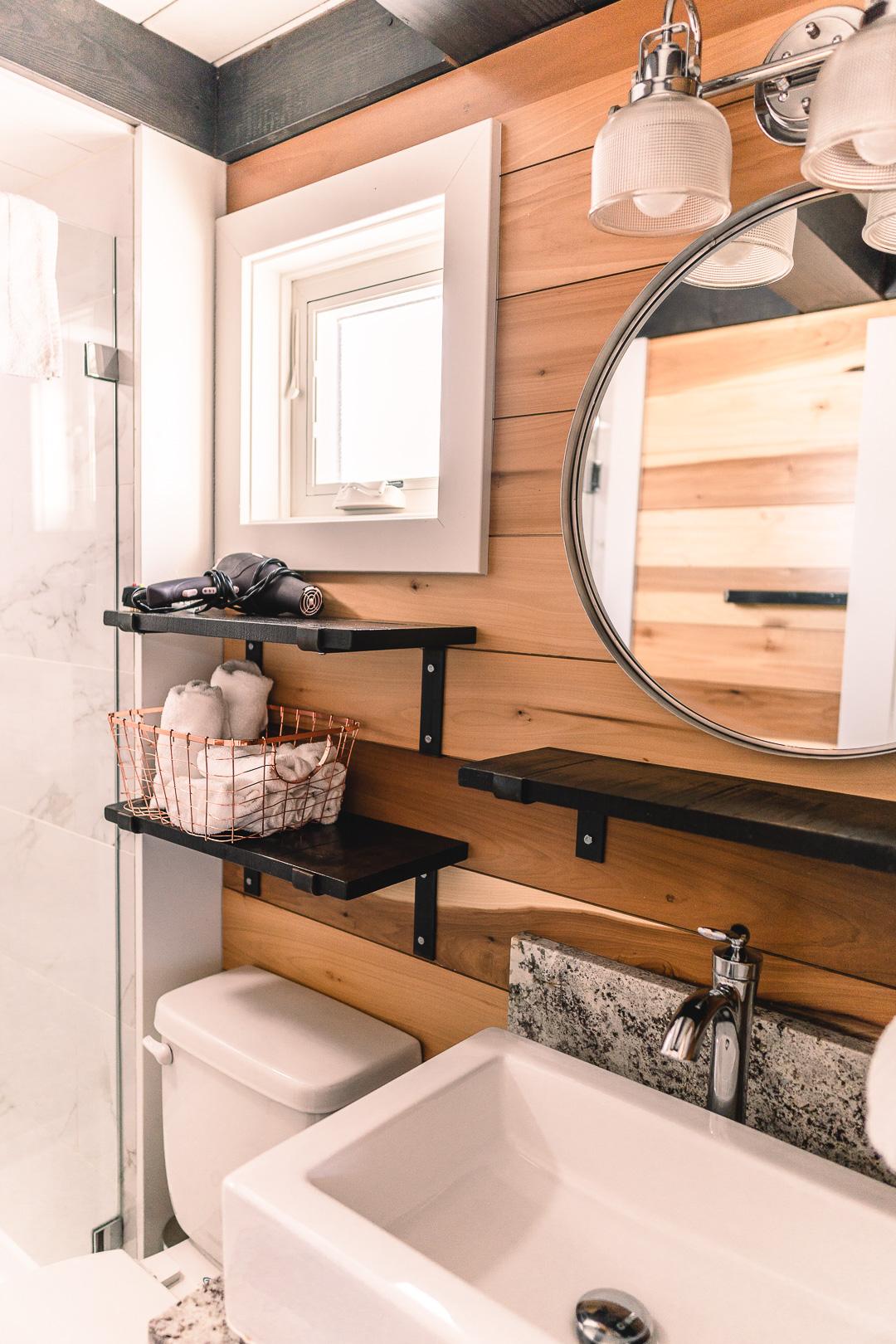 Barrel Cactus Bathroom