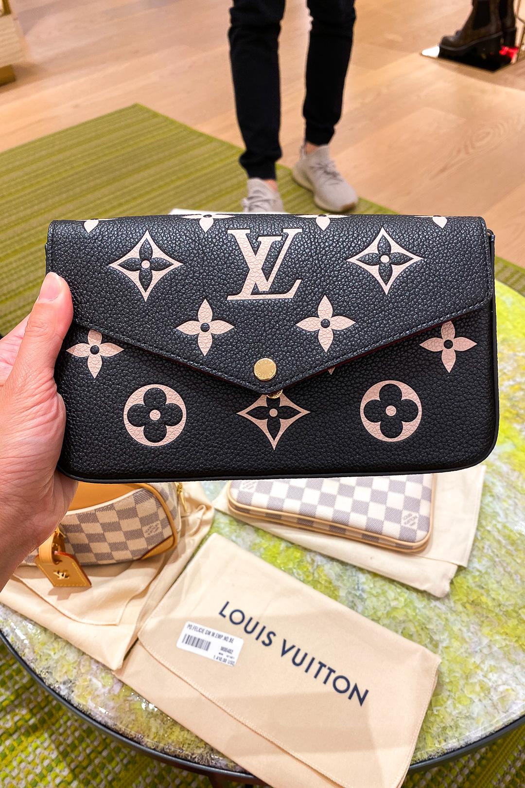 Louis Vuitton Félicie Pochette