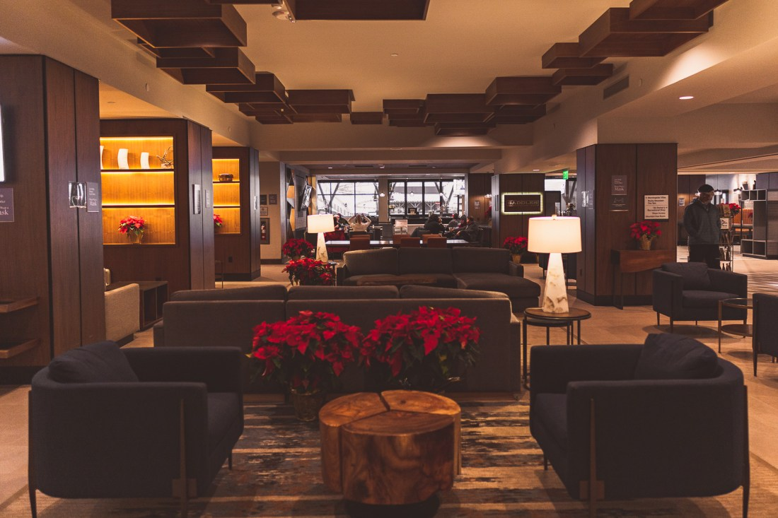 Sheraton Steamboat Resort Villas' Lounge