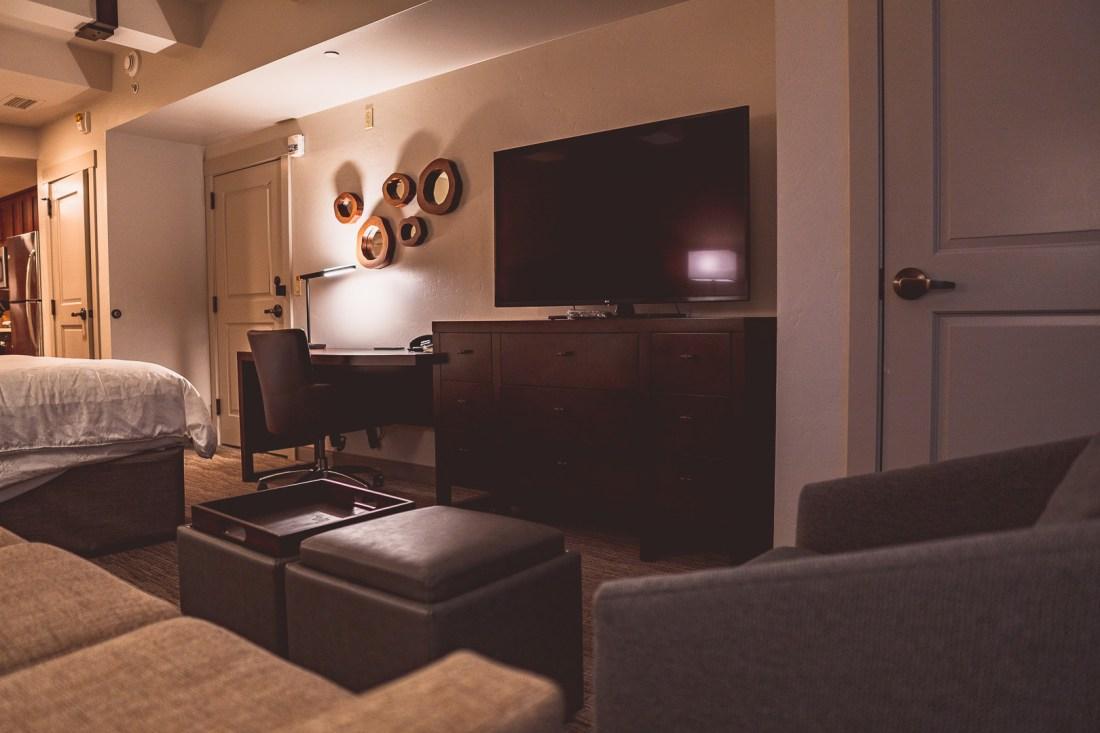 Sheraton Steamboat Resort Villas' Living Area