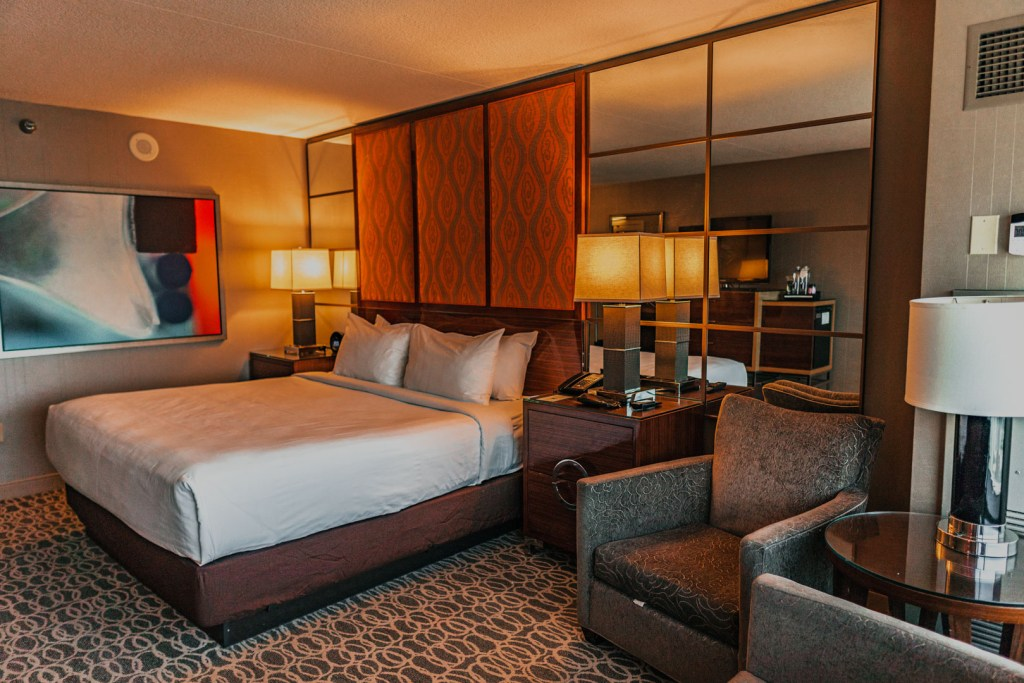 MGM Grand with Chase Luxury Hotel and Resort Collection