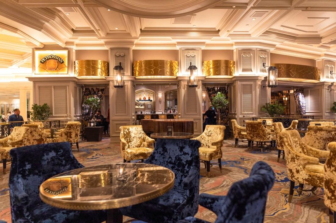 Petrossian Bar & Lounge