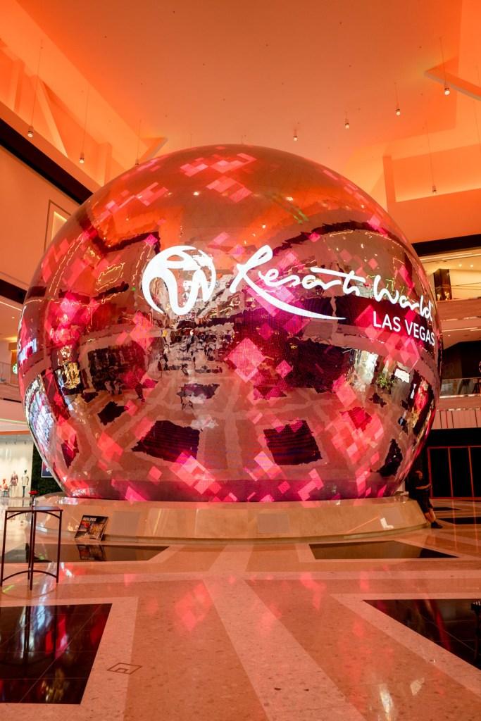 Resorts World Las Vegas Ball