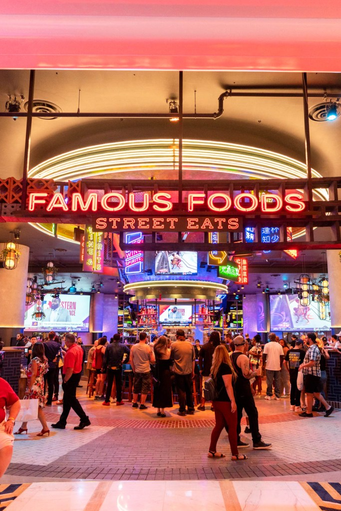 Famous Foods (Food Hall)