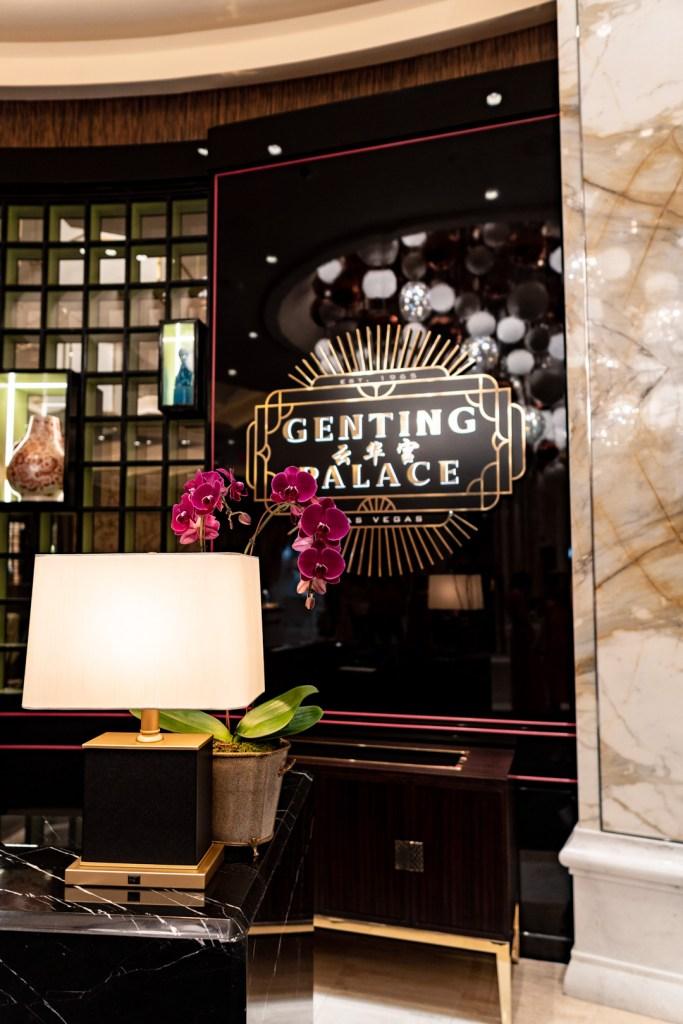 Genting Palace Restaurant