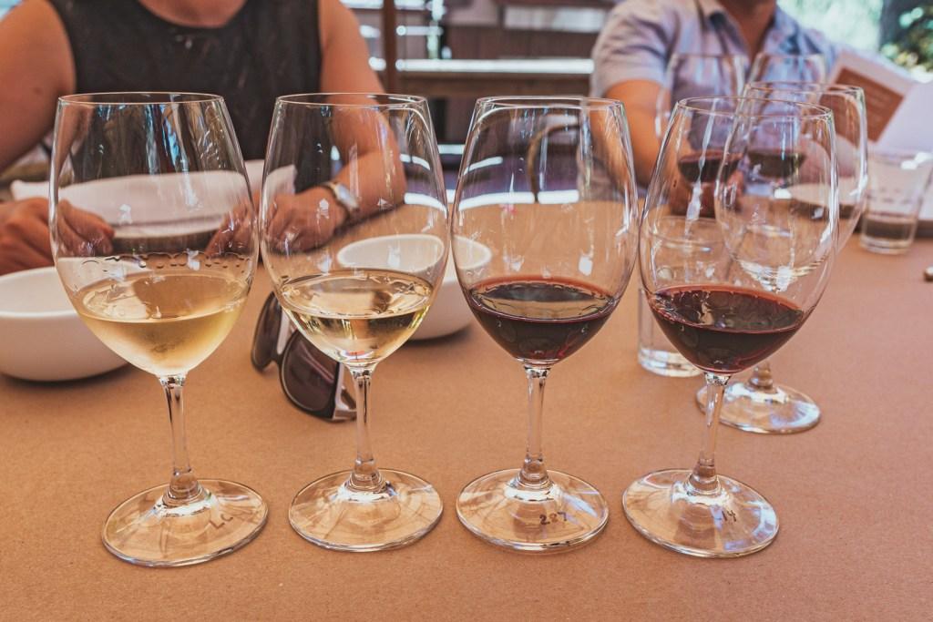 Simi Winery BOGO Free Sonoma Wine Tasting with Visa