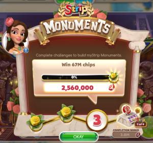 myVEGAS Strip Monument Challenges 3