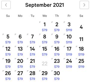 Mandalay Bay Exclusive Rates September 2021
