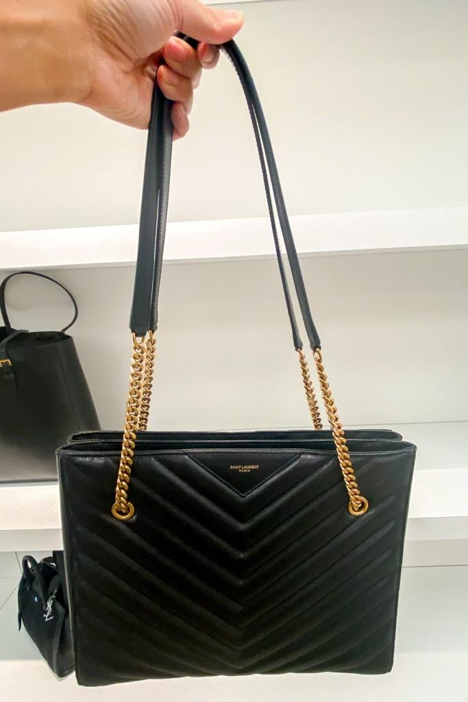 Saint Laurent Tribeca Bag