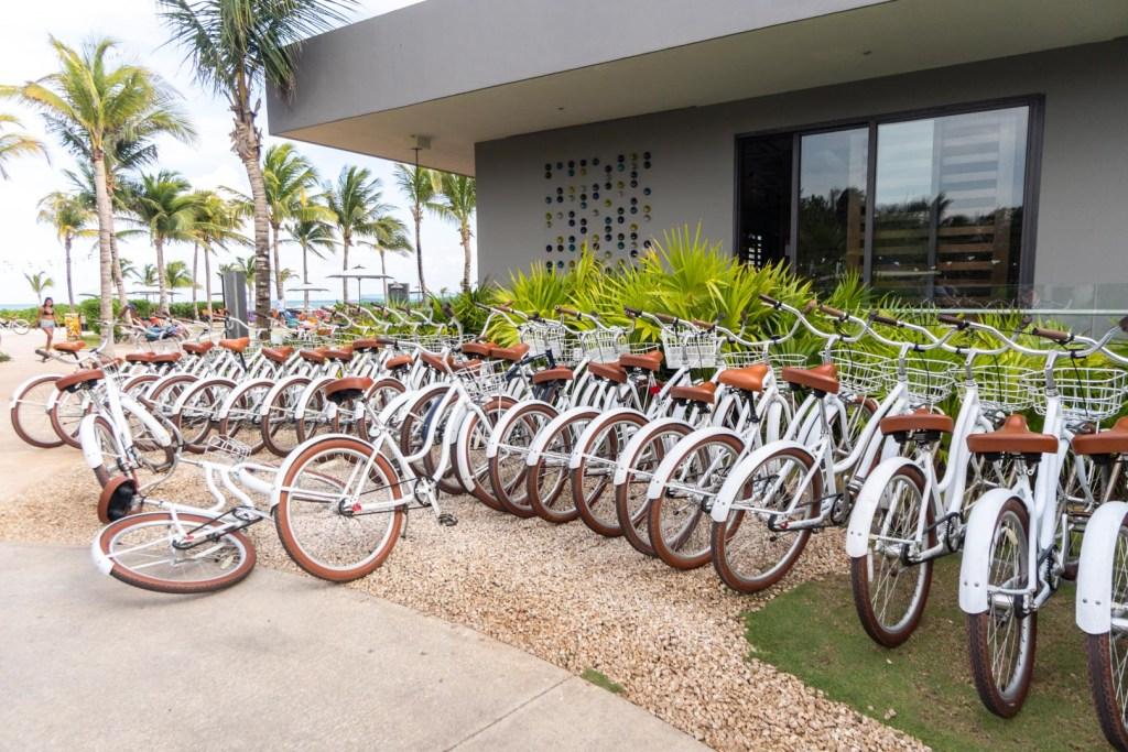 Andaz Mayakoba Bicycles (Free to Use)