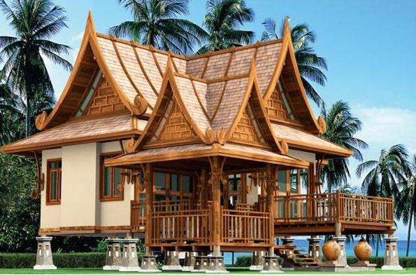 Thai Architecture Overview & Design Principles