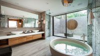 7 Villa Bathrooms with Spa-Like Ambience