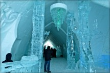 Travel Spotting Ice Tel De Glace In Quebec Canada