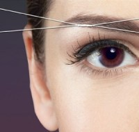 Beauty Spotting: Eyebrow Threading | The Luxury Spot