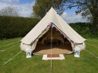 The Luxury Tent Company | Bell tents for hire, boutique ...