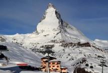 Zermatt Switzerland Luxury Ski Vacation