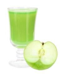 Kozzi-fresh-green-apple-juice-and-apple-1334 X 1573