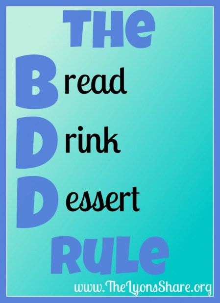 The BDD Rule
