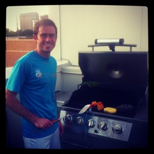 healthy grilling by kev