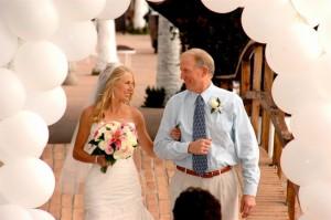 dad wedding