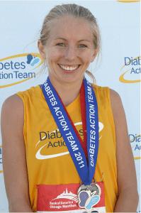 diabetes action team chicago marathon