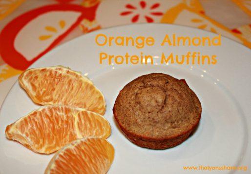 orange almond muffins thelyonsshare