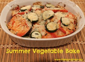 summer vegetable bake thelyonsshare