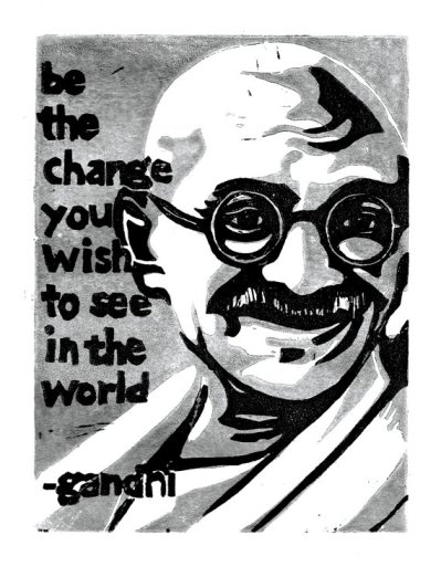 be the change - blog 11.18.13