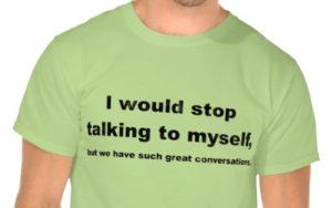 one way conversation
