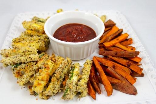 super bowl veggie fries