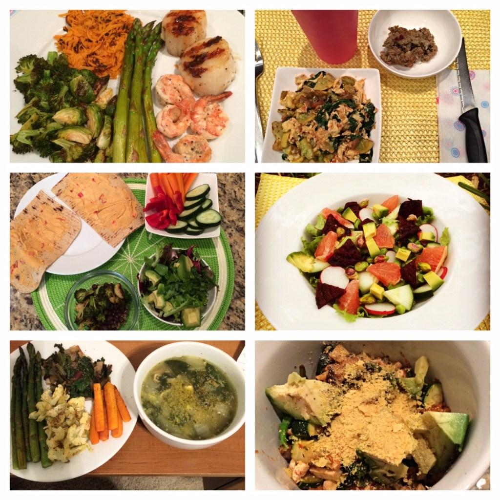 recent spring reset meals