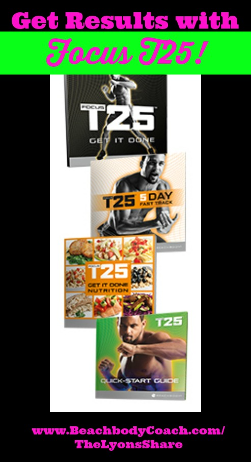 focus T25 the lyons share