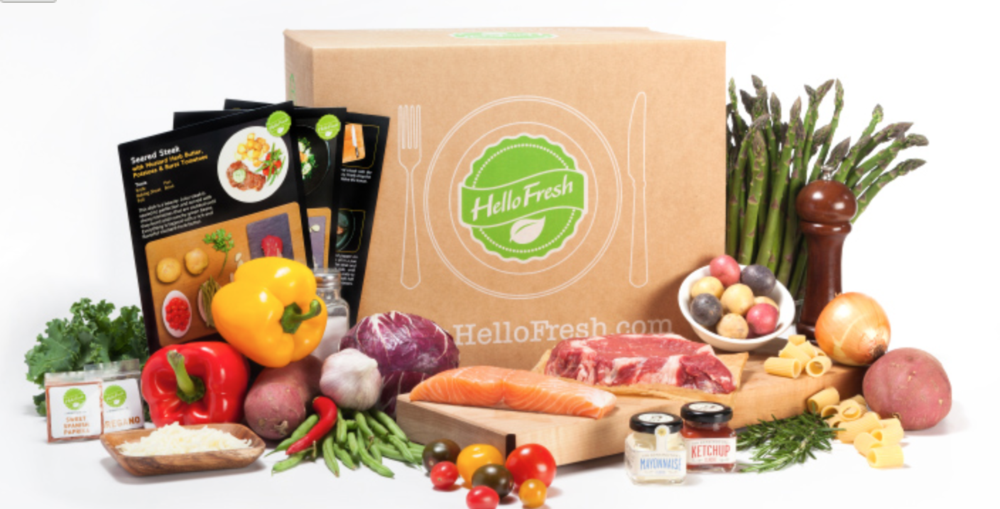Fresh Meals Sent Your Home