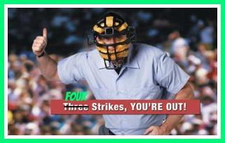 four strikes