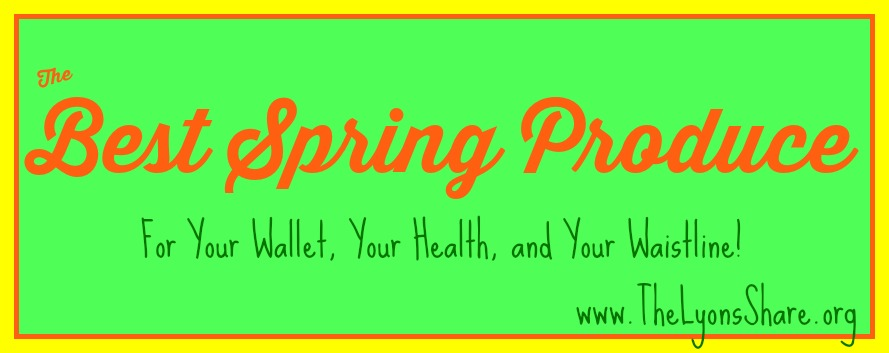the best spring produce