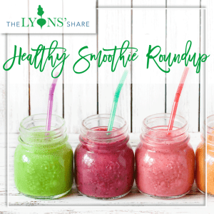 Healthy Smoothie Recipe Roundup